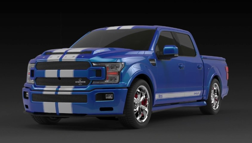 2020 Ford F-150 Super Snake release date