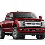 2020 Ford F-250 Super Duty concept