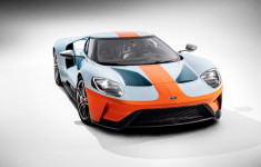 2020 Ford GT Heritage Edition changes