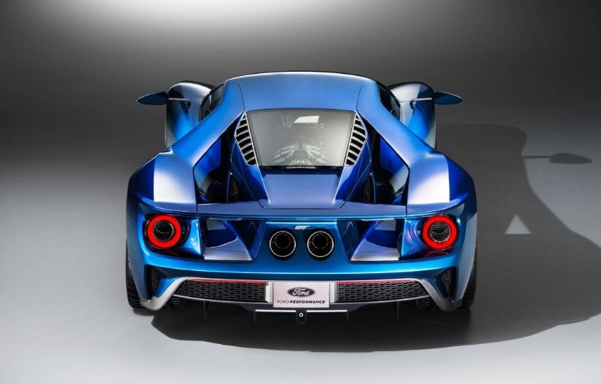 2020 Ford GT40 concept