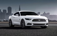 2020 Ford Mustang AWD changes