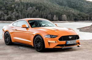 2020 Ford Mustang Australia changes