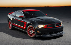 2020 Ford Mustang Boss 302