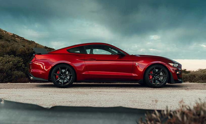2020 Ford Mustang Coupe release date