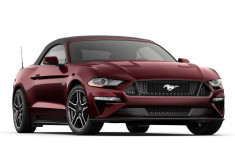 2020 Ford Mustang GT Convertible release date