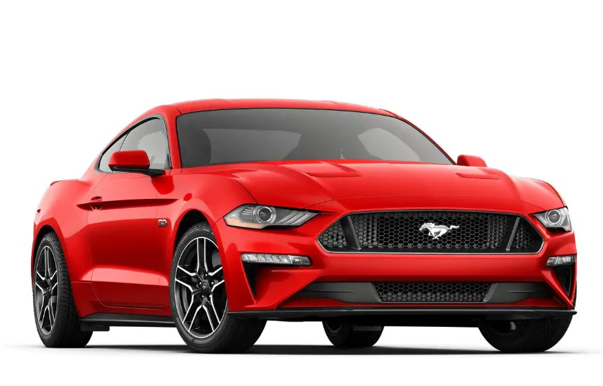 2020 Ford Mustang GT Fastback concept