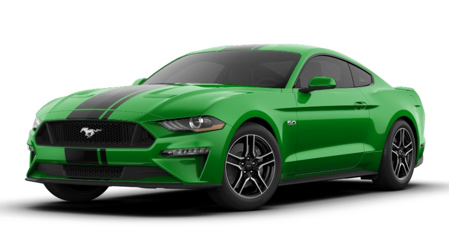 2020 Ford Mustang GT Premium release date