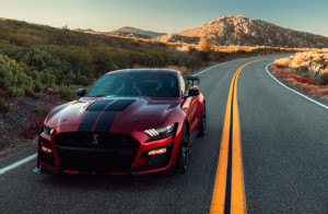 2020 Ford Mustang GT Shelby