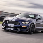 2020 Ford Mustang GT350 concept