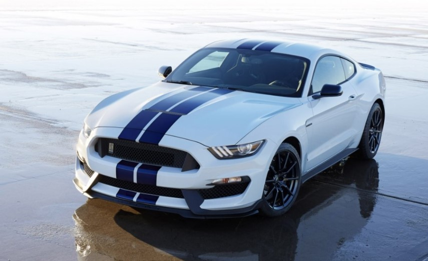 2020 Ford Mustang GT350 changes
