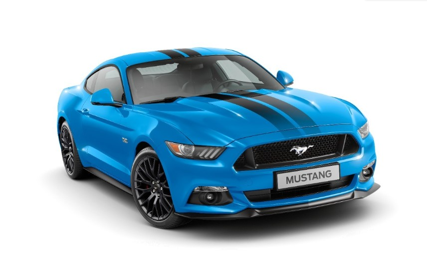 ford mustang hybrid concept  interior release date colors  ford