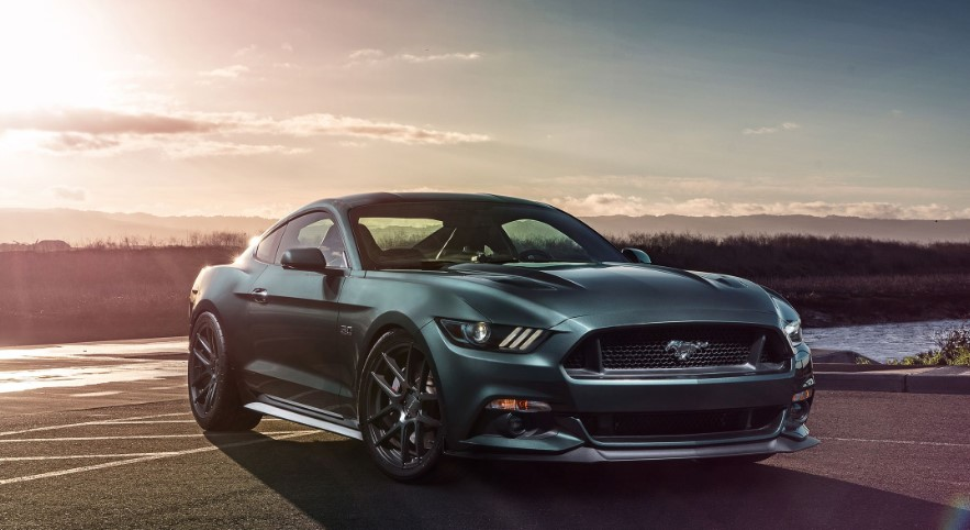 2020 Ford Mustang Mach 1 changes