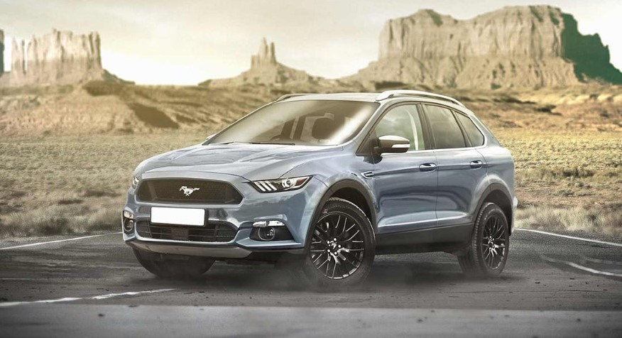 2020 Ford Mustang SUV changes