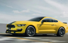 2020 Ford Mustang Shelby GT350 release date