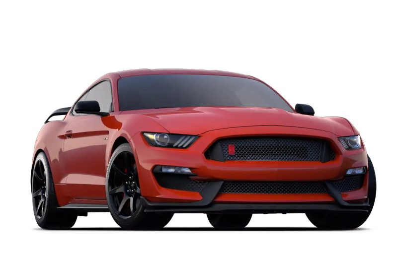 2020 Ford Mustang Shelby GT350R release date