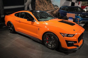 2020 Ford Mustang Shelby GT500 Vin 001 review
