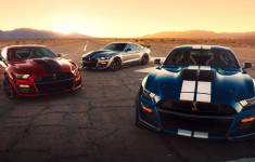 2020 Ford Mustang Shelby concept