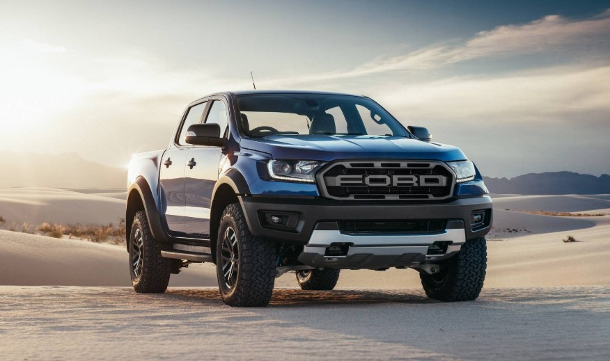 2020 Ford Ranger Raptor changes
