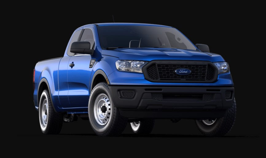 2020 Ford Ranger XL release date