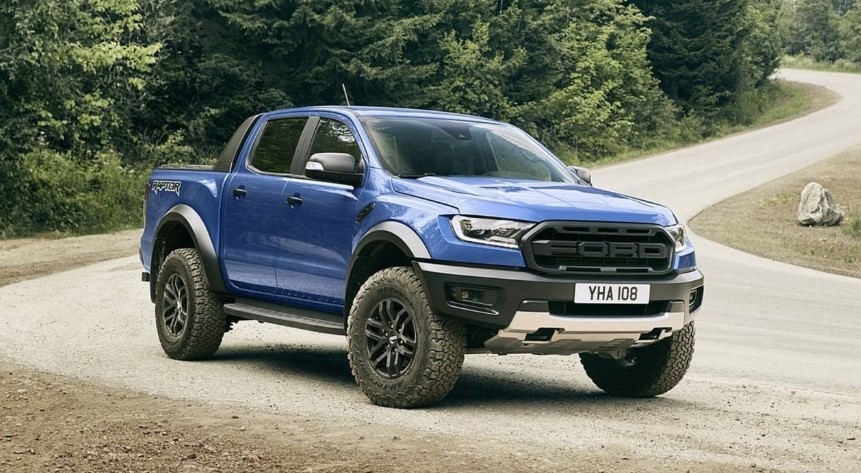 2022 Ford Ranger changes