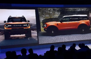 2020 Ford Baby Bronco Design