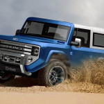 2020 Ford Bronco 1 150x150 2020 Ford Bronco 2 Door Price, Release Date, Interior, Changes, Colors