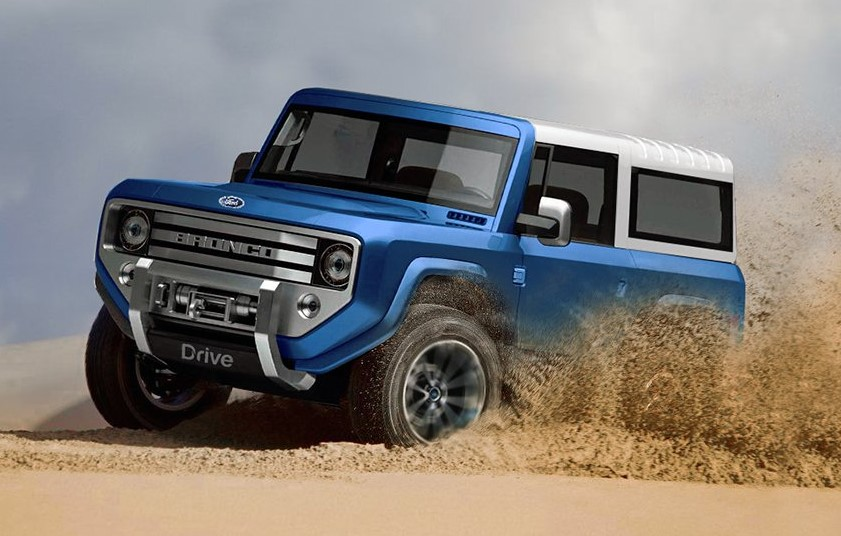 2020 Ford Bronco 2 Door Price Release Date Interior Changes