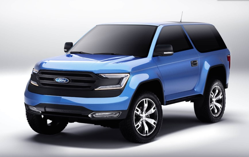 2020 Ford Bronco Australia changes