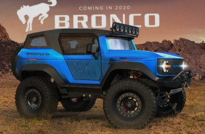 2020 Ford Bronco Off-Road