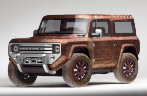2020 Ford Bronco 2 Door
