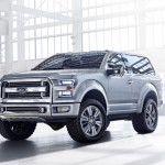 2020 Ford Bronco 7-Speed Manual