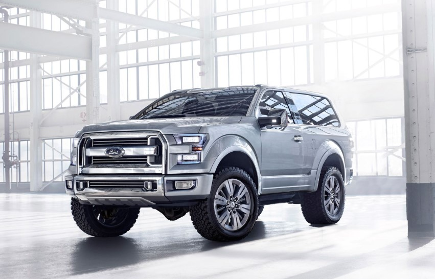 2020 Ford Bronco Gas Mileage design 2020 Ford Bronco 7 Speed Manual Review, Concept, Release Date