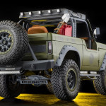 2020 Ford Bronco Green Colors