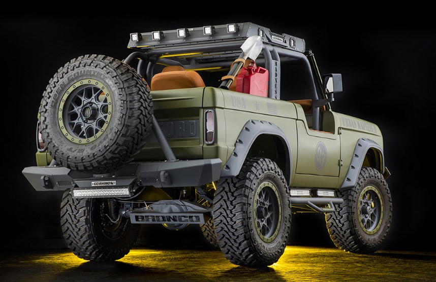 2020 Ford Bronco Green Colors concept 2020 Ford Bronco Green Colors, Redesign, Release Date, Interior, Engine