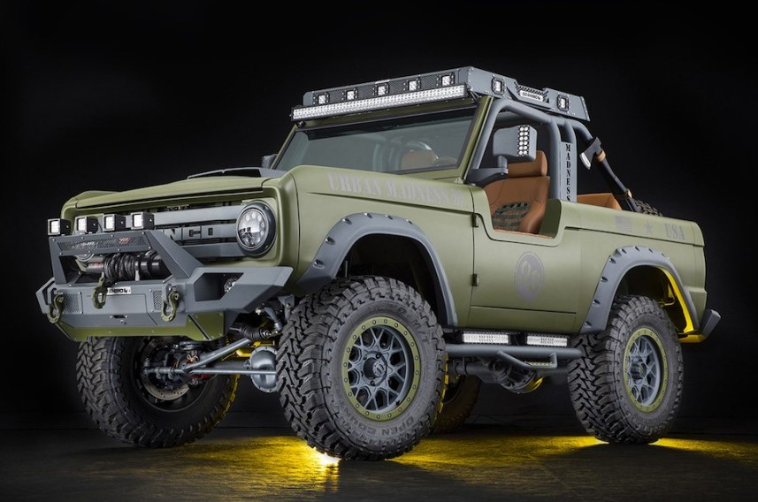 2020 Ford Bronco Green Colors 2020 Ford Bronco Green Colors, Redesign, Release Date, Interior, Engine
