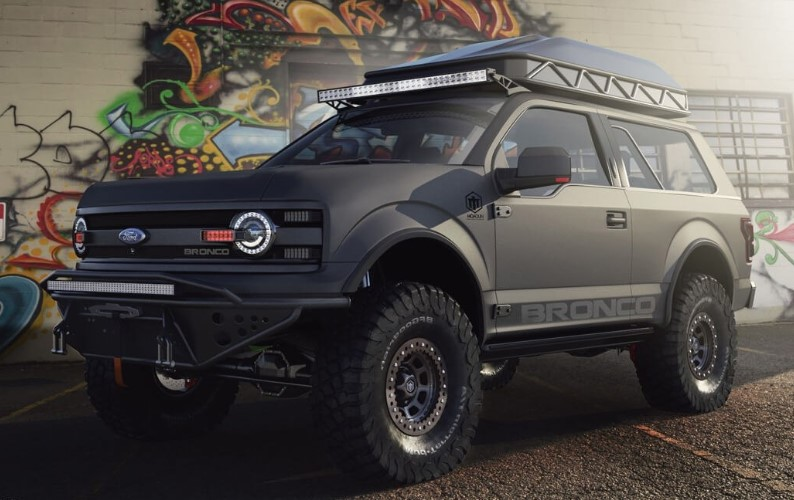 2020 Ford Bronco Raptor Concept, Pictures, Price, Release ...