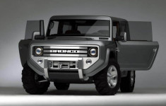 2020 Ford Bronco Towing Capacity changes