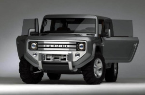 ford bronco rampage interior