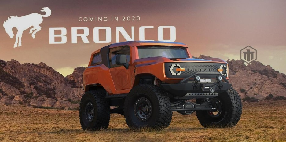 2020 Ford Bronco UK Release Date, Interior, Changes, MSRP