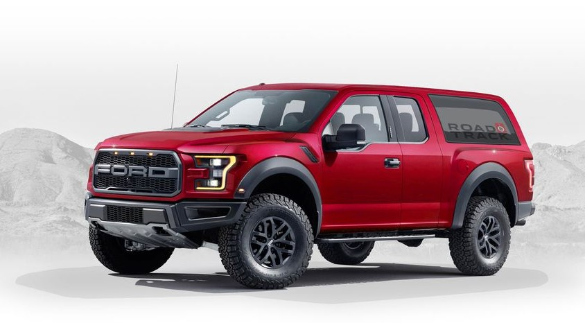 2020 Ford Bronco Manual