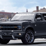 2020 Ford Bronco design 150x150 2020 Ford Bronco Black Colors, Release Date, Redesign, Price