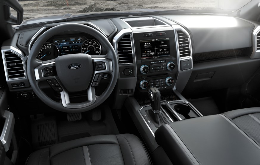2020 Ford Bronco interior 2020 Ford Bronco Gas Mileage, Horsepower, MPG, MSRP