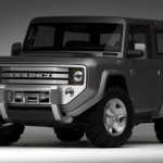 2020 Ford Bronco Mini