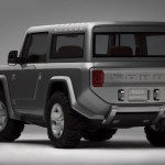 2020 Ford Bronco Electric
