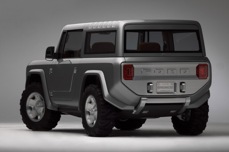 2020 Ford Bronco Aluminum news