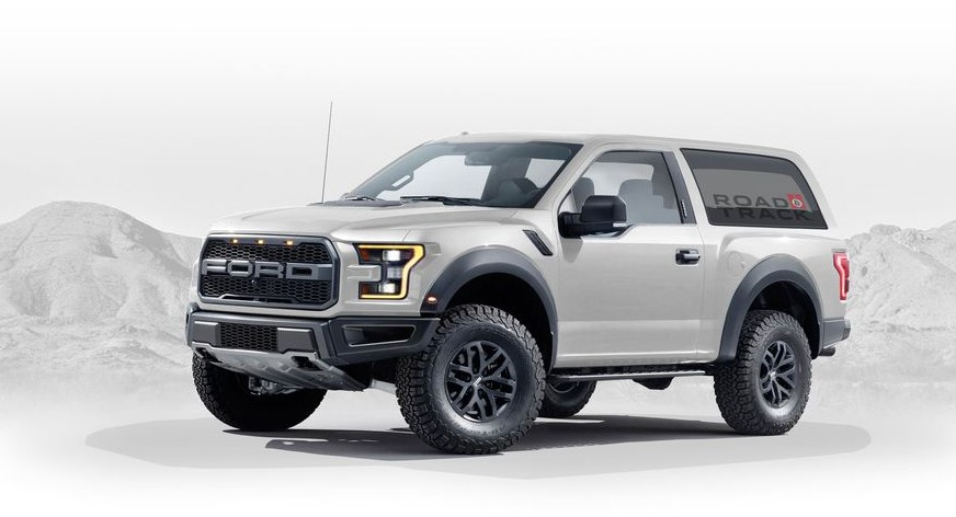 2020 Ford Bronco SVT