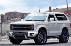 2020 Ford Bronco Coyote Edition