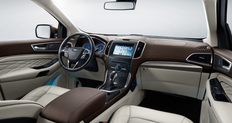 2020 Ford Edge Titanium Elite changes 2020 Ford Edge Titanium Elite Release Date, Interior, Changes, Price