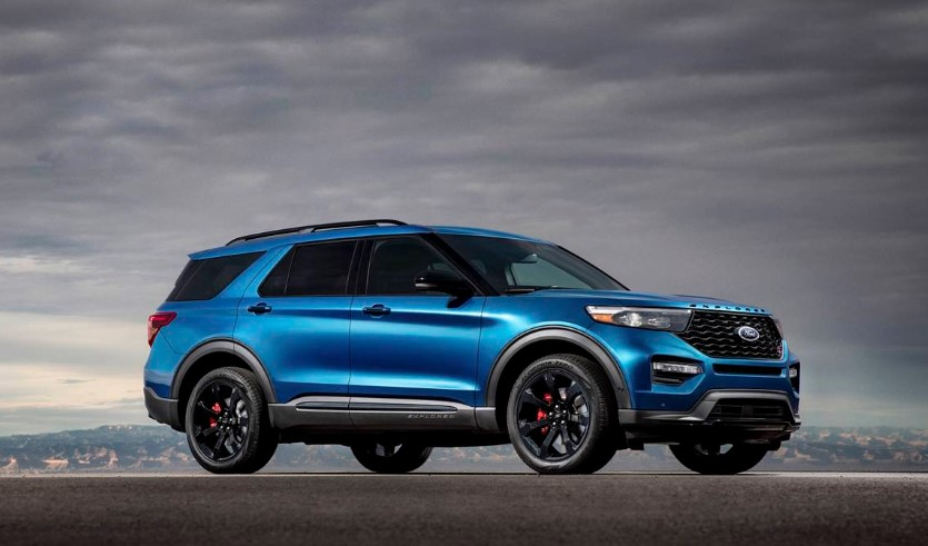 2020 Ford Explorer 0-60 release date