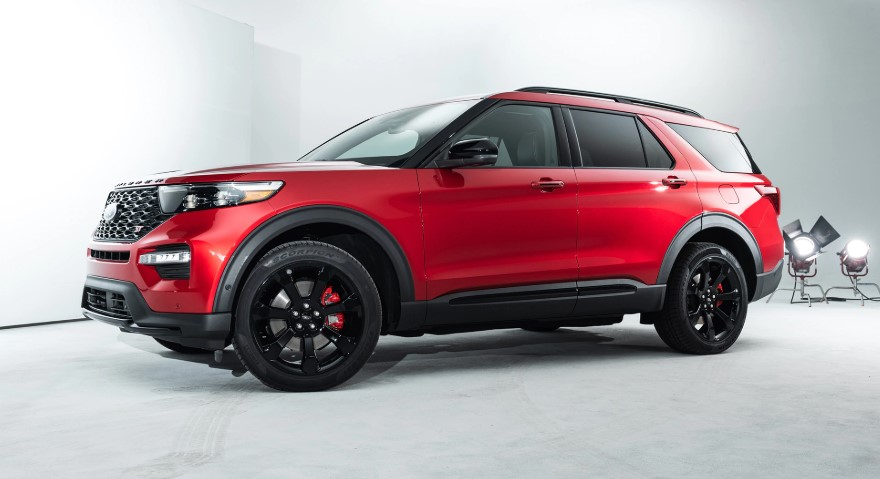 2020 Ford Explorer Twin Turbo release date